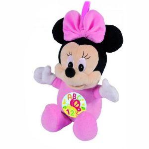 Clementoni Peluche câlins Baby Minnie