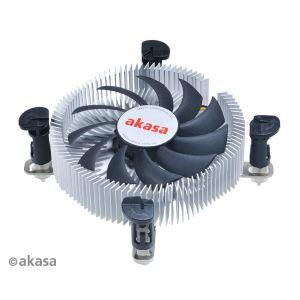 Akasa AK-CC7122EP01 - Ventilateur de processeur Intel LGA 775,1156,1155