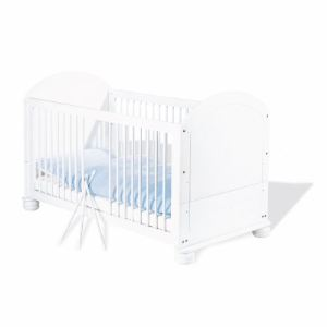 Pinolino 111622 - Lit bébé évolutif à barreaux Clara (140 x 70 cm)