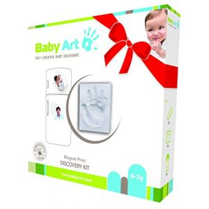 Baby Art Discovery Kit Magnet Print