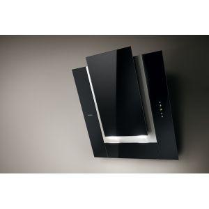 hotte elica noir comparer 118 offres. Black Bedroom Furniture Sets. Home Design Ideas