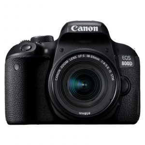 Canon EOS 800D (avec objectif 18-55mm)