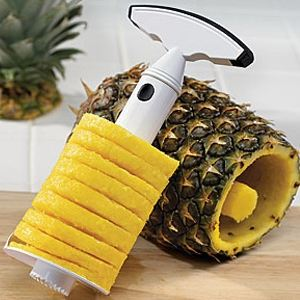 Découpe ananas 3 tailles