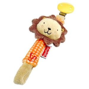 Fisher-Price Accroche tétine Lion