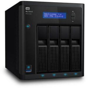 Western Digital WDBNFA0080KBK - Serveur NAS My Cloud PR4100 4 Baies 8 To Gigabit Ethernet