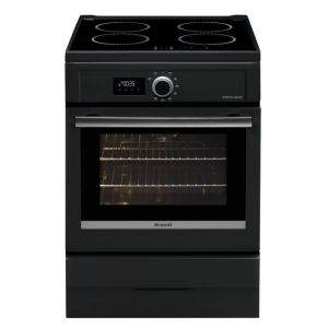 Brandt BCI6656A - Cuisinière induction 4 foyers