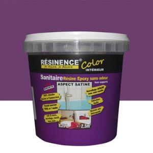 Résinence 8221 - Résine couleur Prune 250 ml