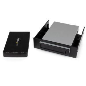 """StarTech.com SAT2510U3REM - Rack 3.5"""" ou 5.25"""" pour disque dur 2.5"""" SATA lll"""