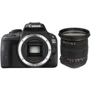 Canon EOS 100D (avec objectif Sigma 17-50mm)