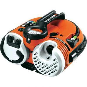 Black & Decker ASI500 - Compresseur sans fil 11 Bar / 160PSI