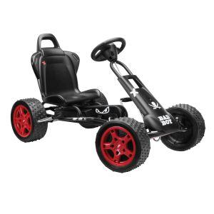 Ferbedo Kart à pédales Cross Runner avec pneus 4x4
