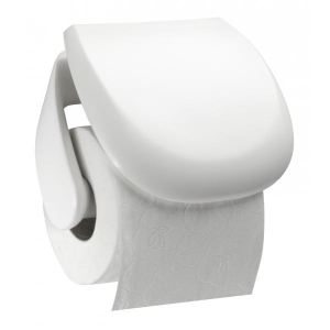 Allibert 818781 - Distributeur de papier WC Mahé