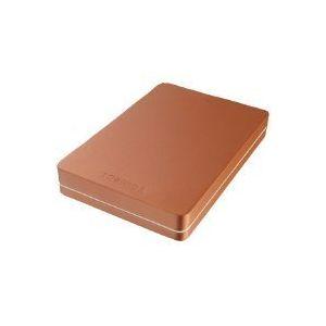 "Toshiba Canvio Alu 2 To - Disque dur externe 2.5"" USB 3.0"