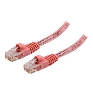 C2g 83618 - Câble réseau RJ45 Cat.5e 350 MHz blindé sans crochet 1.5 m