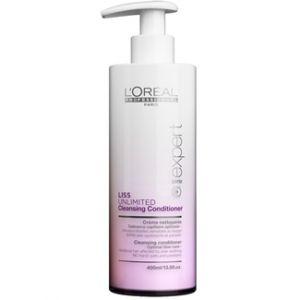 L'Oréal Série Expert Liss Unlimited Cleansing Conditioner - Crème nettoyante