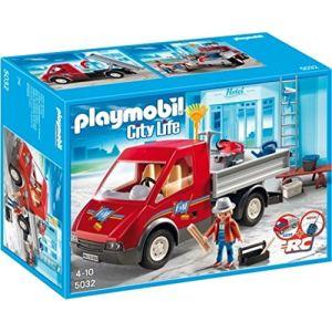 Playmobil 5032 - Le camion des ouvriers