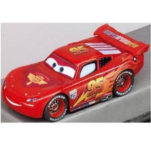 Carrera Toys 61193 - Flash McQueen Cars 2 pour circuit Go!!!
