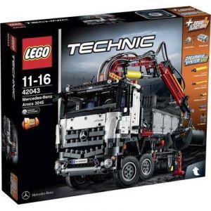 Lego 42043 - Technic : Mercedes-Benz Arocs 3245