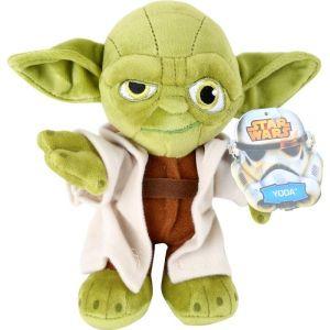 Legler 5594 - Peluche Yoda Star Wars 17 cm