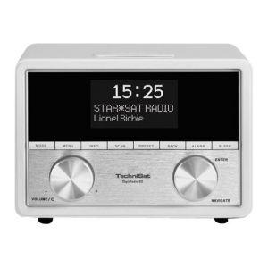 TechniSat DigitRadio 80 - DAB-Radio réveil digital