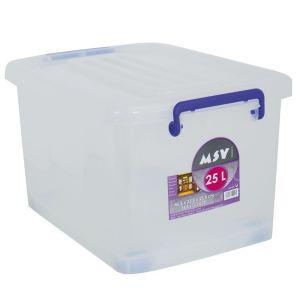 Boîte de rangement (25 L)