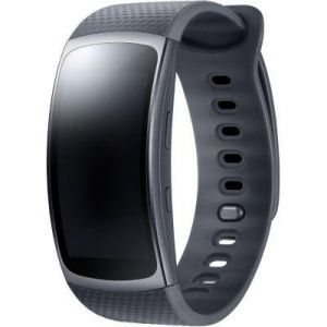 Samsung Gear Fit2 - Bracelet connectée Fitness Taille L
