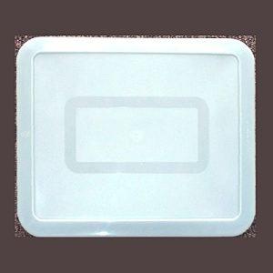 Pyrex Couvercle de plat rectangulaire en plastique (13 x 18 cm)