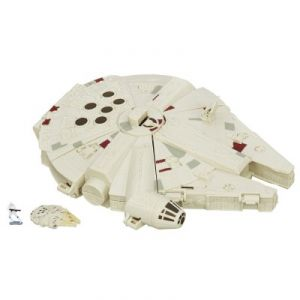 Hasbro Micromachines the Force Awakens : Millennium Falcon