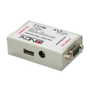 Lindy 32107 - Émulateur EDID/DDC pour prise VGA