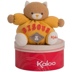 Kaloo Peluche Sweet Life - Chat bisous 18 cm