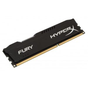Kingston HX316C10F/8 - Barrette mémoire HyperX Fury 8 Go DDR3 1600 MHz CL10 DIMM 240 broches