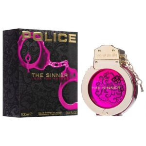 Police The Sinner Love The Excess - Eau de toilette pour femme