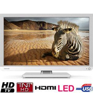 Toshiba 24W1334 - Téléviseur LED 61 cm