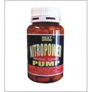 Next Nutrition Nitro Power Pump