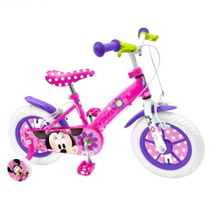 "Stamp C899018NBA - Vélo 12"" Minnie Mouse"