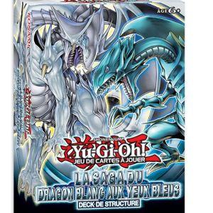 Konami Carte à collectionner Yu-Gi-Oh! : Deck de structure - La saga du dragon blanc aux yeux bleus