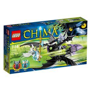Lego 70128 - Legends of Chima : Le jet ailé de Braptor