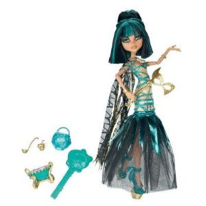 Mattel Monster High Cléo de Nile Halloween