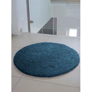 tapis rond bleu comparer 224 offres. Black Bedroom Furniture Sets. Home Design Ideas