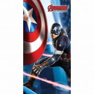 Cti Drap de bain/plage Captain America Avengers (75 x 150 cm)