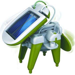 Powerplus Kit jouet solaire Chaméléon 6 en 1