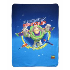 Plaid Toy Story Buzz l'Eclair (110 x 140 cm)