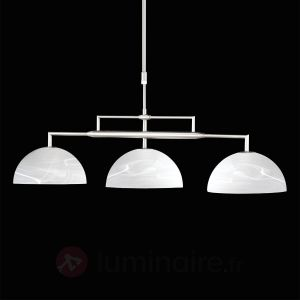 suspension luminaire habitat 3 ampoules comparer 1051 offres. Black Bedroom Furniture Sets. Home Design Ideas