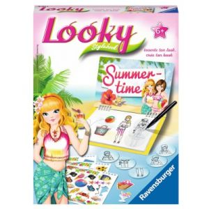 Ravensburger Looky Style Book Summer time