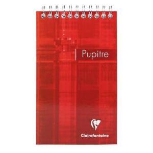 Clairefontaine 8646C - Bloc Metric Pupitre 80 feuilles (105x170mm)