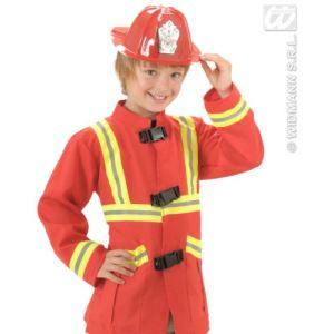 Casque pompier enfant