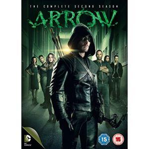 Arrow l'intégrale de la saison 2