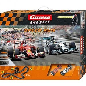 Carrera Toys 62367 - Circuit Speed Run GO!!!