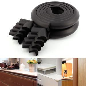 Surepromise 8 protecteurs d'angle + 2 bandes de coin pour protecter les bords de meuble