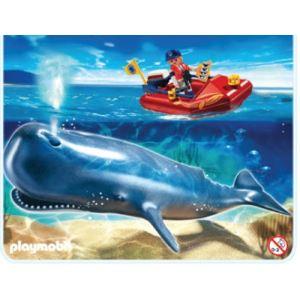 Playmobil 4489 - Explorateur avec bateau